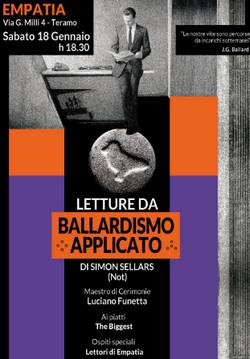 Empatia  letture da Ballardismo Applicato di Simon Sellars